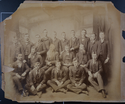 Nashville Bible School: The First Faculty and Student Body, 1891