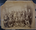 Nashville Bible School: The First Faculty and Student Body, 1891 by Unknown