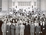 Brite College of the Bible Students and Faculty 1952 Photo by Unknown