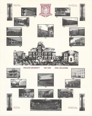 Phillips University 1907-1999
