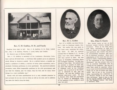 Album of Christian Ministers, Churches, Lay Workers and Colleges page 53