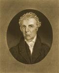 Engraving of Barton W. Stone by Alexander Bradford