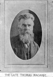 Photograph of Thomas Magarey by unknown