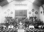 Photograph of Henry S. Earl in an Australian church by unknown