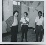 Photograph of Juan Antonio Monroy and leaders of Churches of Christ in Cuba by unknown