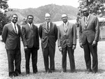 Photograph of Church Union Leaders in Jamaica and the Cayman Islands by unknown