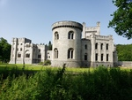 Gosford Castle, County Armagh, Northern Ireland by Carisse Mickey Berryhill