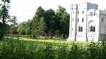 Gosford Castle garden, Armagh, Northern Ireland by Carisse Mickey Berryhill
