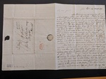 George Jardine Letter March 24 1809 by Carisse Mickey Berryhill
