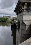 Crown Street Bridge, Glasgow, UK by Carisse Mickey Berryhill