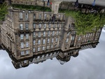 Glasgow Royal Infirmary, est. 1794 by Carisse Mickey Berryhill