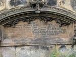 George Jardine (1742-1827) Grave Inscription by Carisse M. Berryhill