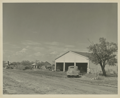 Ag Farm Buildings
