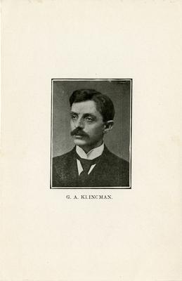 Klingman, George