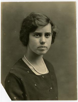 Pritchett, Willie (Mrs. Paul Witt)