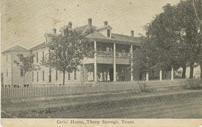 Thorp Springs Texas