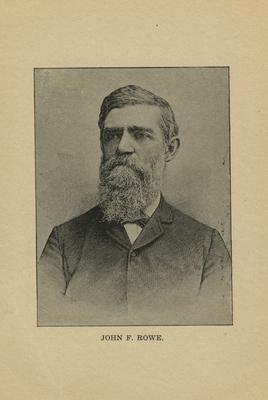 Rowe, John F.