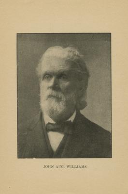 Williams, John August