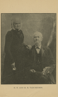 Van Dueson, H.E. and M.E.