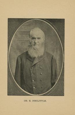 Doolittle, Dr. E.