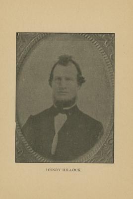 Hillcock, Henry