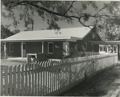 Home Economics House