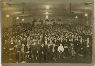 Sewell Auditorium